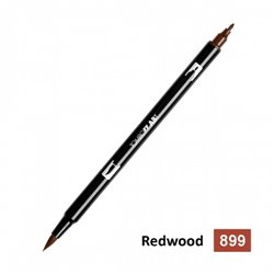 Rotulador Tombow Redwood