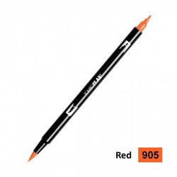 Rotulador Tombow Red