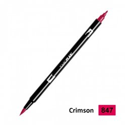 Rotulador Tombow Crimson