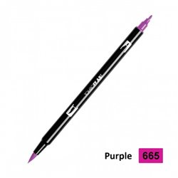 Rotulador Tombow Purple