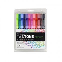 !2 Rotuladores Tombow Brights