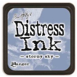 Tinta Distress Stormy Sky
