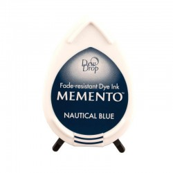 Tinta Memento Drop Nautical Blue
