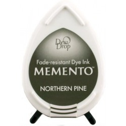 Tinta Memento Drop Northen Pine