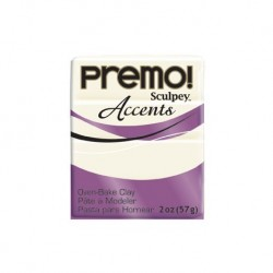 Premo! Accents White Traslucent