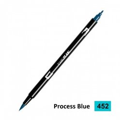 Rotulador Tombow Process Blue