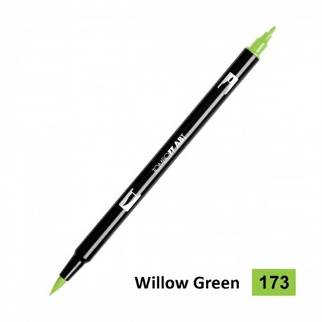 Rotulador Tombow Willow Green