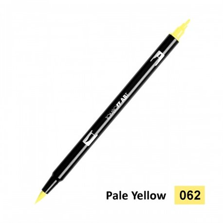 Rotulador Tombow Pale Yellow