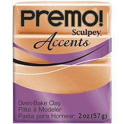 Premo! Accents Copper