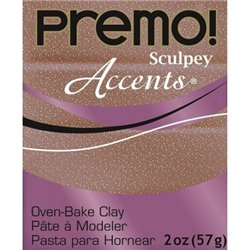 Premo! Accents Rose Gold Glitter