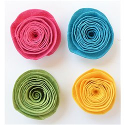 Flores Spiral Candy