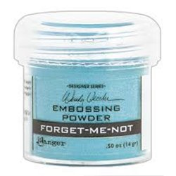 Polvo de Embossing Forget-me-not