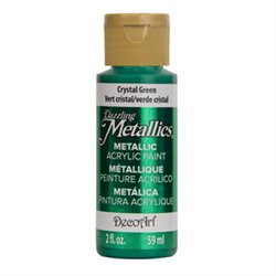 Pintura Crystal Green Metallic
