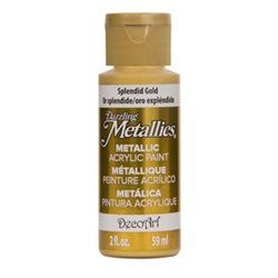 Pintura Splendid Gold Metallic
