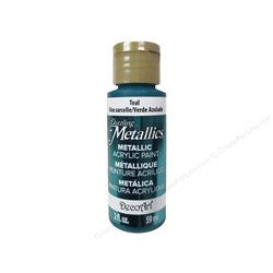 Pintura Teal Metallic