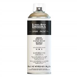 Pintura Spray Liquitex Oro