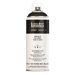 Pintura Spray Liquitex Negro