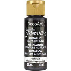 Pintura Black Pearl Metallic