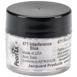 Pearl Ex Interference Blue
