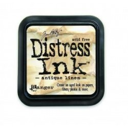 Tinta Distress Antique Linen