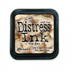 Tinta Distress Tea Dye