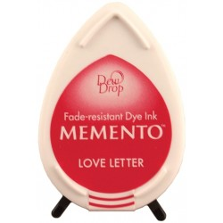 Tinta Memento Drop Love Letter
