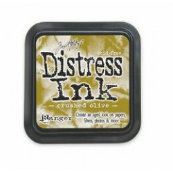 Tinta Distress Crushed Olive