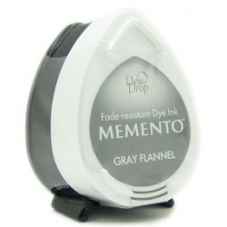 Tinta Memento Drop Gray Flannel