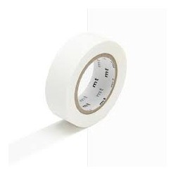 Washi Tape MT Matte White