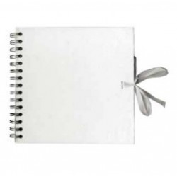 Album de Scrapbook Blanco 12''
