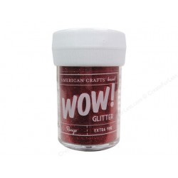 Purpurina WOW! Rouge