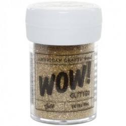 Purpurina WOW! Gold