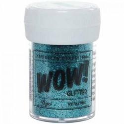 Purpurina WOW! Aqua