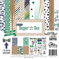 Kit de Scrap Dapper Dan