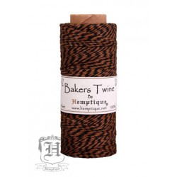 Bakers Twine Marrón y Negro