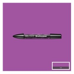 BrushMarker Purple