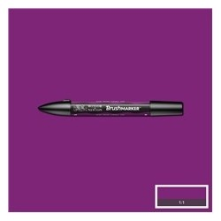 BrushMarker Plum