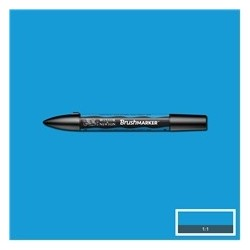 BrushMarker Cadet Blue