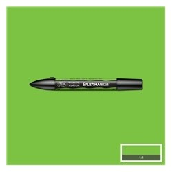 BrushMarker Bright Green