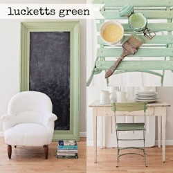 Milk Paint Lucketts Green Tester