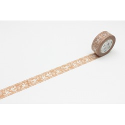 Washi Tape MT Lace Bird
