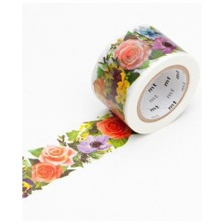 Washi Tape MT Garden