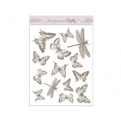 Papel Transfer Mariposas