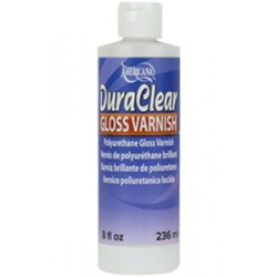 Barniz Duraclear Gloss 236ml
