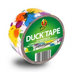 Duck Tape Splatter