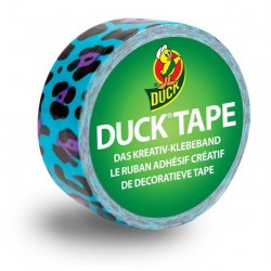 Mini Duck Tape Leopard