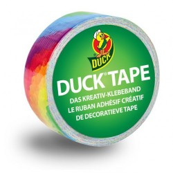 Mini Duck Tape Rainbow