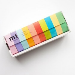 Washi Tape MT Pack Light Colors
