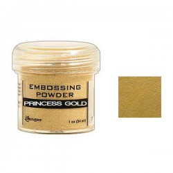 Polvo de Embossing Princess Gold