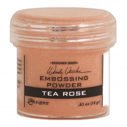 Polvo de Embossing Tea Rose